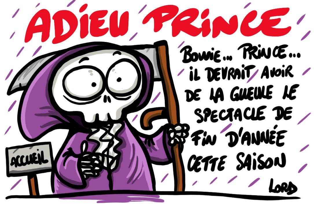 Adieu Prince