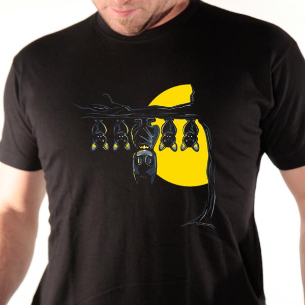 tee-shirt-homme-noir-batfamily