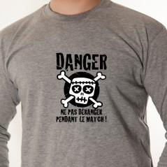 Danger match