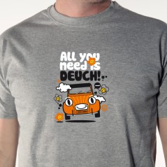 All you need is deuch !