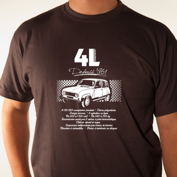4L pour les fans