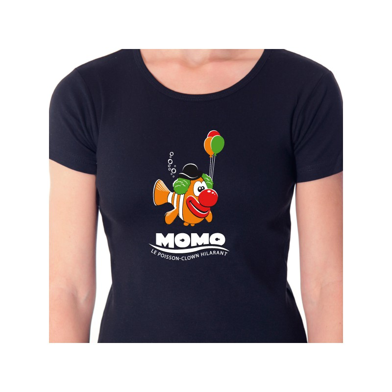 t shirt animaux - momo