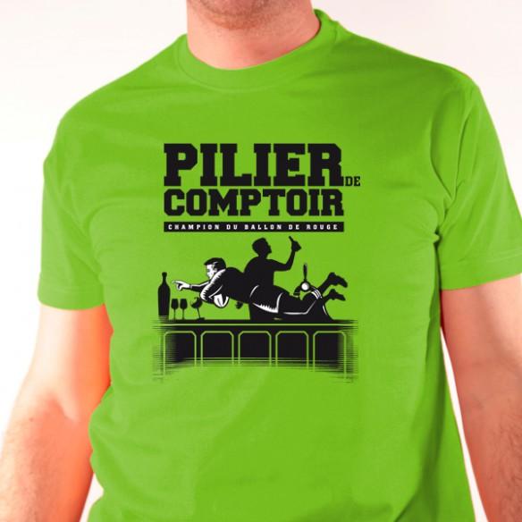 Pilier comptoir