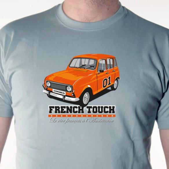 4L french touch à l'Américaine