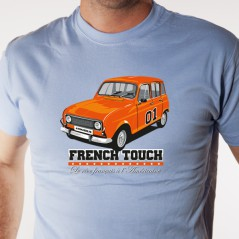 4L french touch à l'Américaine