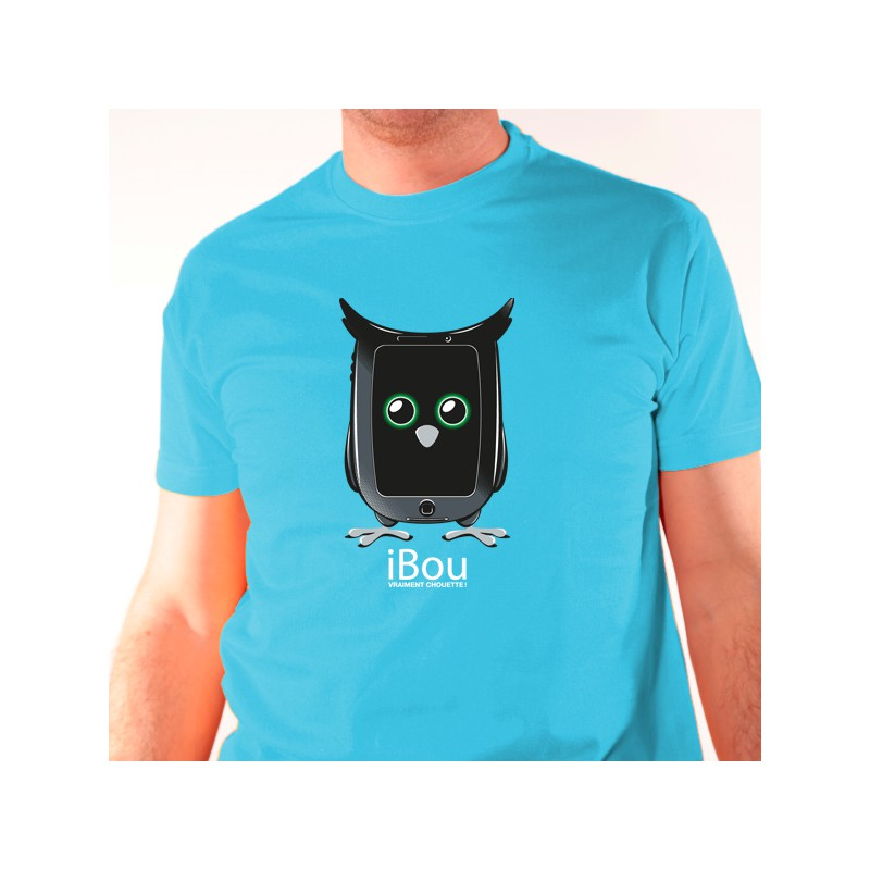 t shirt parodie - ibou