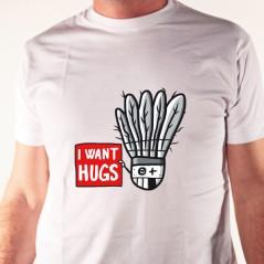 I want hugs