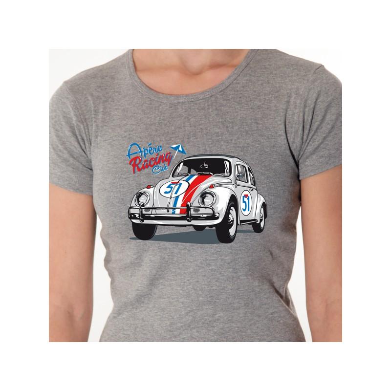 65c3de347406 T shirt Coccinelle - Cox Apero - Avomarks