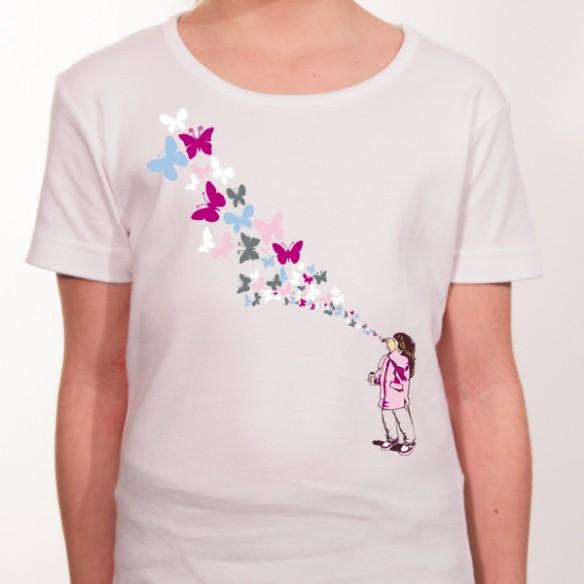 Bulles papillons