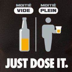 Just dose it