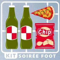 Kit foot