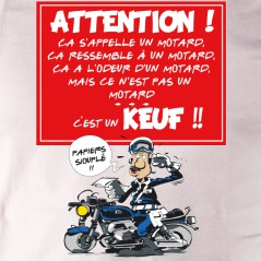 Attention... Keufs !