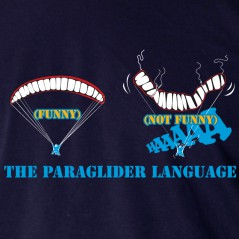 The paraglider language