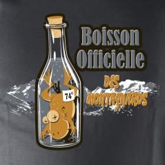 La boisson des montagnards
