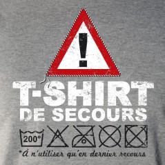Tee-shirt de secours
