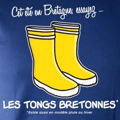 Les tongs bretonnes