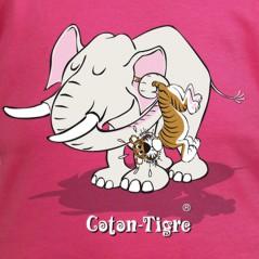 Le coton tigre