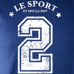 Le sport et moi ...