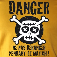 Danger match