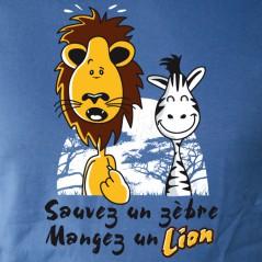 Mangez un lion !