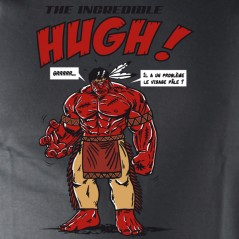 The incredible hugh