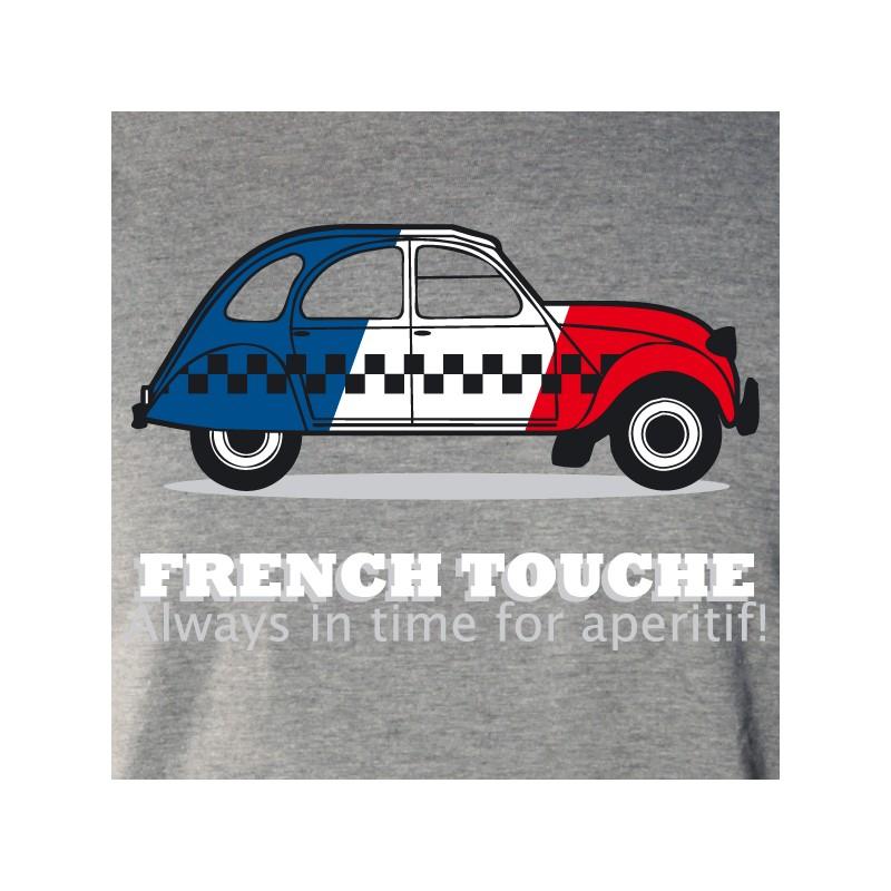 t shirt 2 cv - la 2 cv  u00e0 la fran u00e7aise