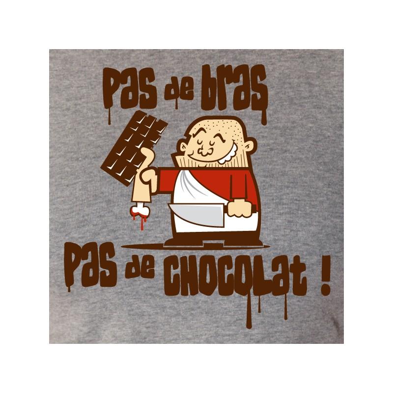 tee shirt pas de bras pas de chocolat