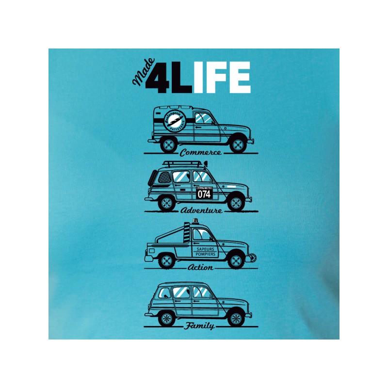 t shirt 4l - 4l life