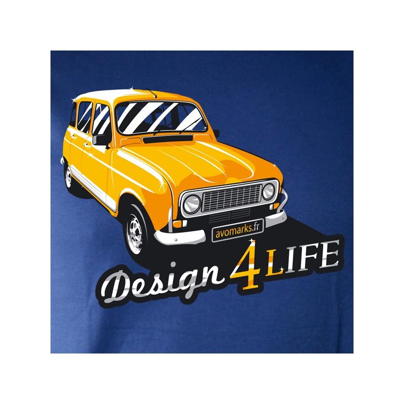 t shirt 4l - design 4life