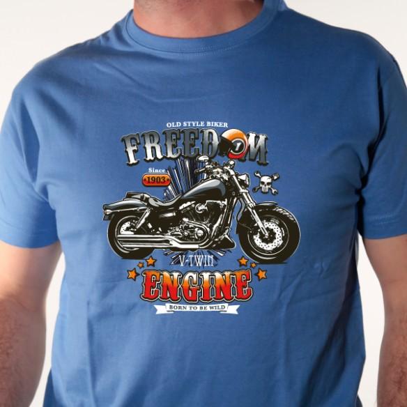 Moto freedom engine