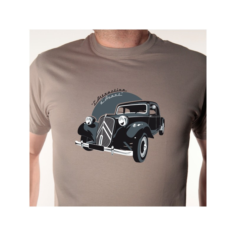 t shirt auto - l u0026 39 attraction d u0026 39 avant