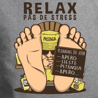 Relax, pas de stress !