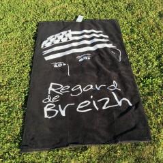 serviette plage REGARD DE BREIZH