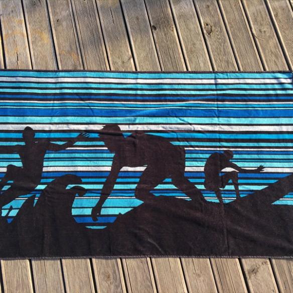 serviette Plage Surf