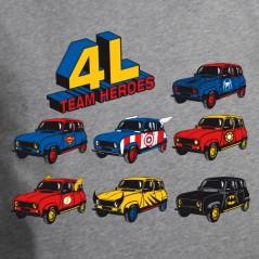 4L team heroes