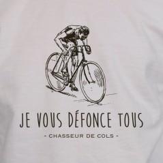 T shirt v lo et cyclisme humour tee shirts v lo rigolos - Image coureur humoristique ...