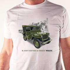 Sauver le soldat Willys