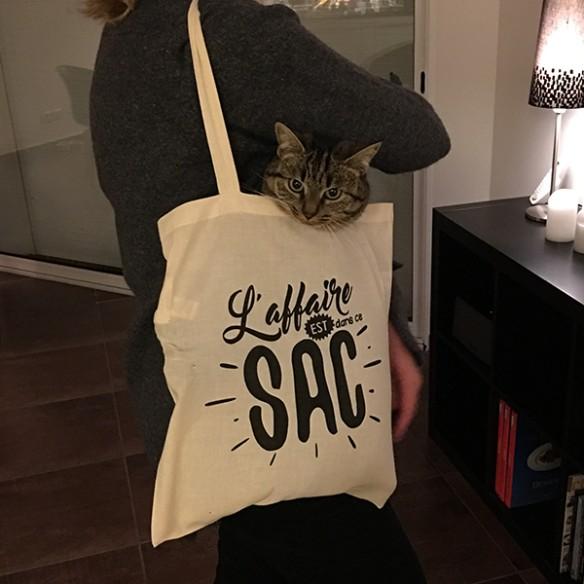 L'affaire est dans ce sac