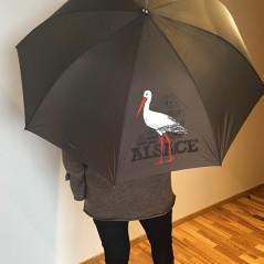 Parapluie Cigogne Alsace