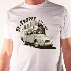 2 CV Saint Tropez