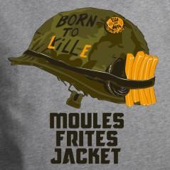 Moules frites jacket