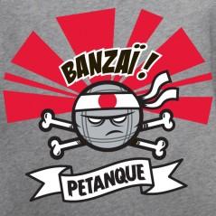 Banzaï pétanque