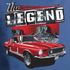 Mustang legend