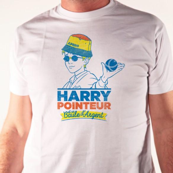 Harry pointeur le bouliste