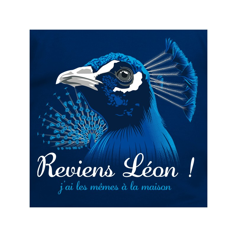 t shirt reviens l u00e9on