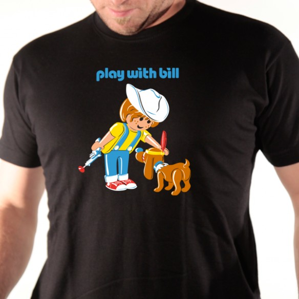 Play with Bill