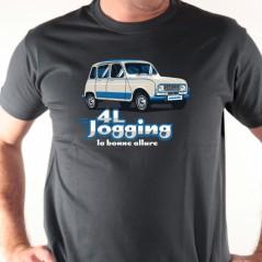 4L jogging