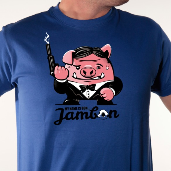 My name is jambon