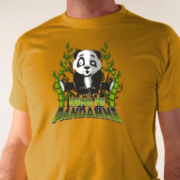 Kung fu Pandamme