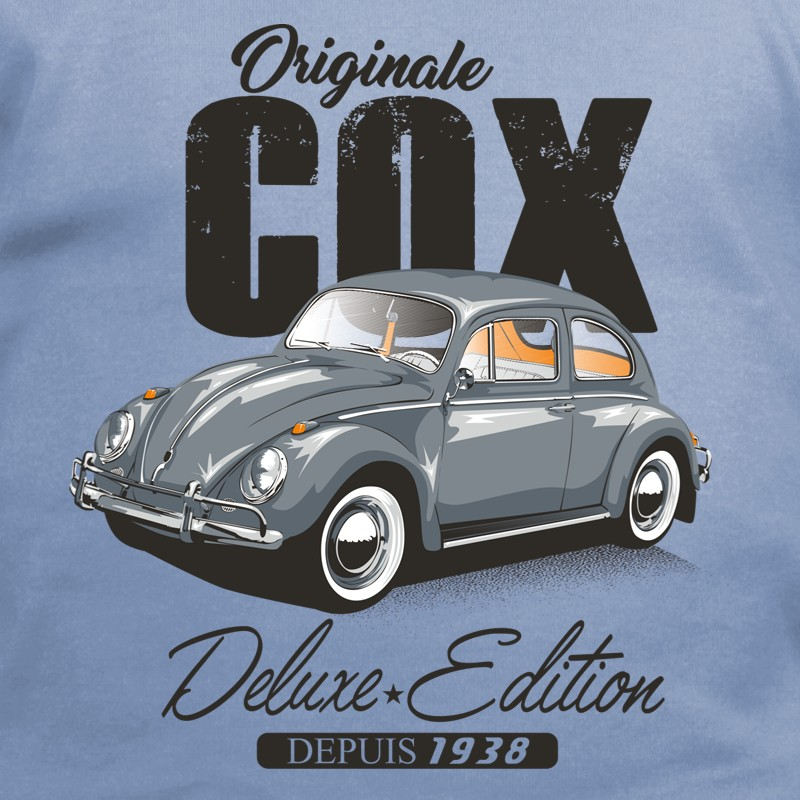 61a769c501ae Tee shirt auto - cox originale - Avomarks